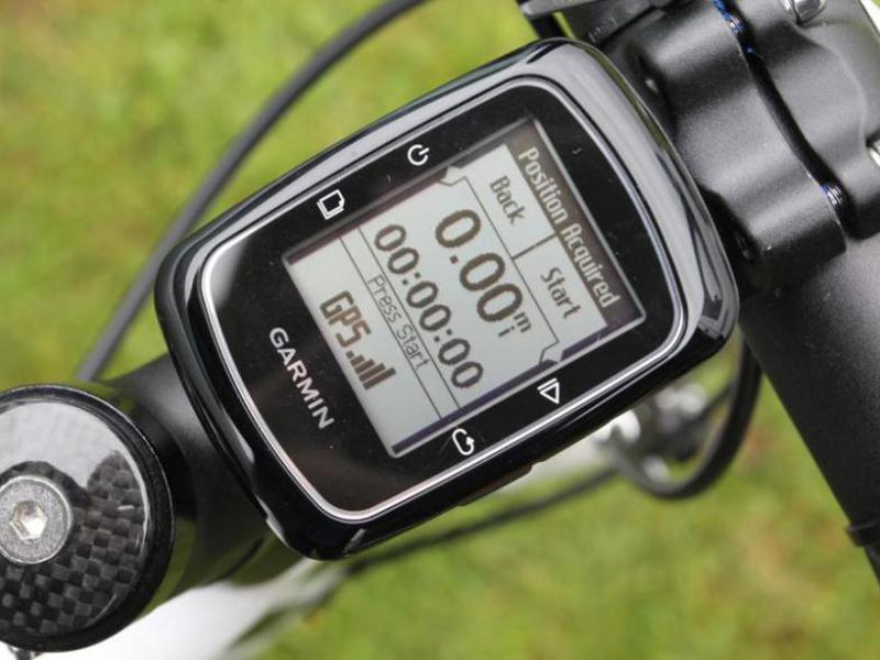 Garmin Edge 200, el gadget GPS con 14 horas de autonomía