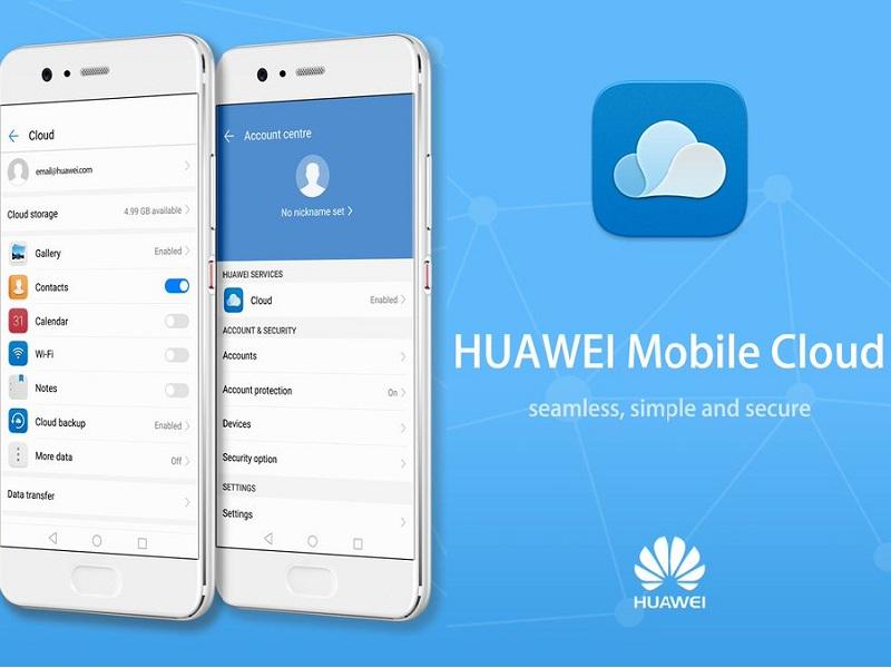 Huawei Mobile Cloud, el nuevo servicio de almacenamiento en la nube