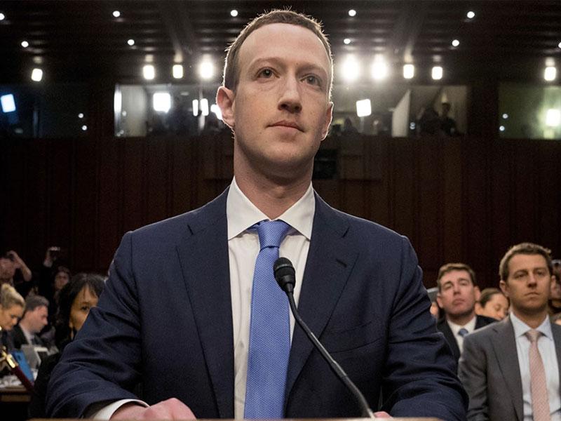 Mark Zuckerberg le prometió al senado lo mismo que un político de turno