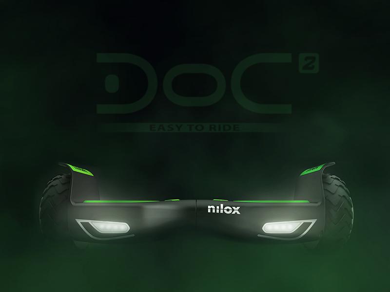 Nilox DOC 2, el nuevo patinete eléctrico de alto desempeño