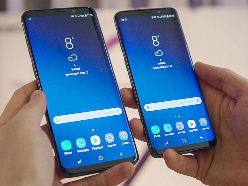 Samsung Galaxy S10 y S10 Plus: reportes indican que ya están en proceso