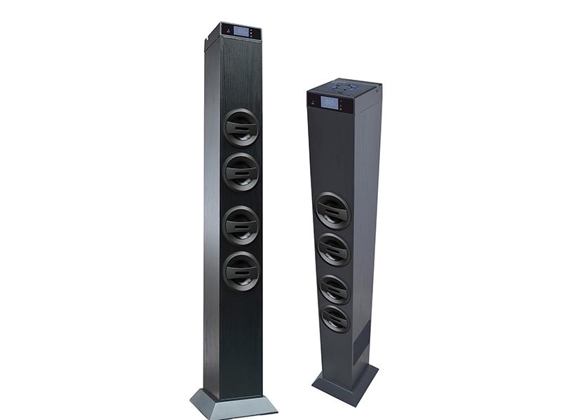 Sunstech STBT120BK y STBT200BK, comparativa de dos torres de sonido