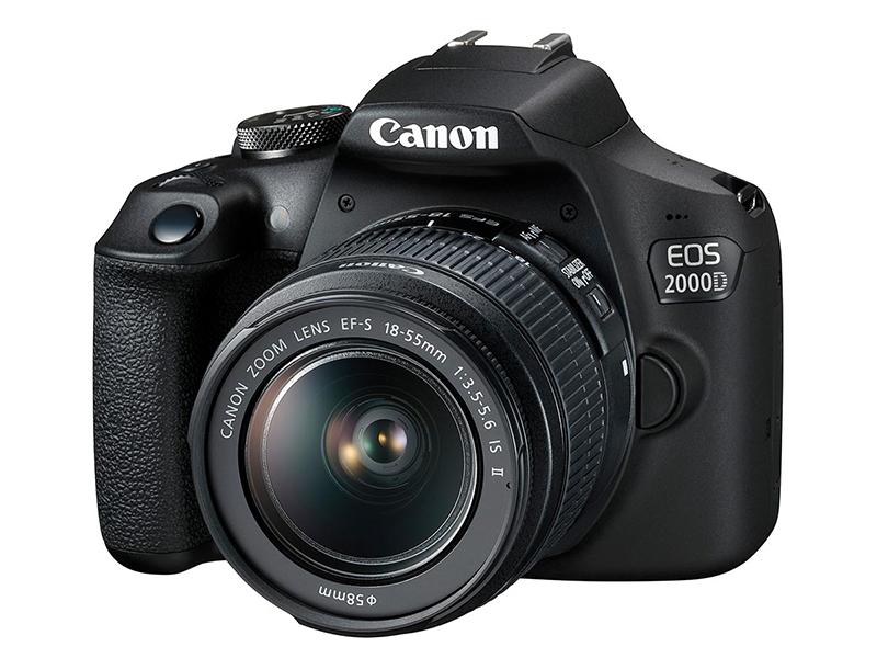 Canon EOS 2000D, te contamos los detalles de esta nueva cámara