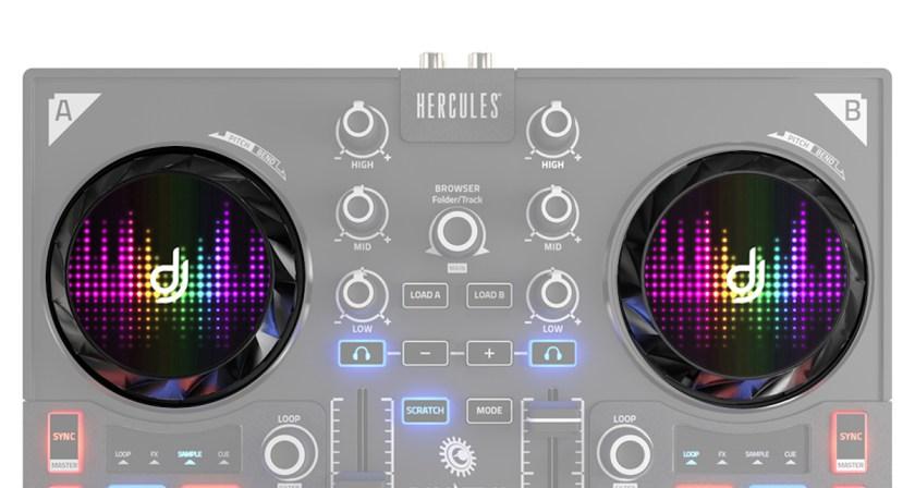 Hercules DJControl Instinct P8