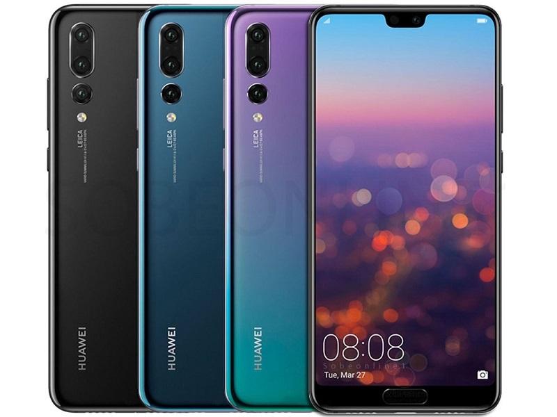 Huawei P20 Pro alcanza las mejores ventas de su historia en Europa