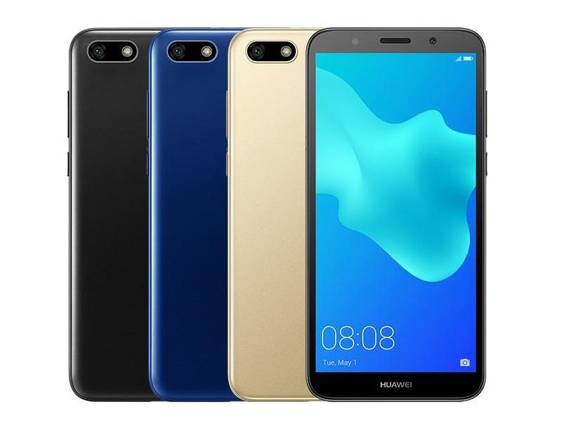 Huawei Y5 Prime 2018: características del nuevo móvil barato de Huawei