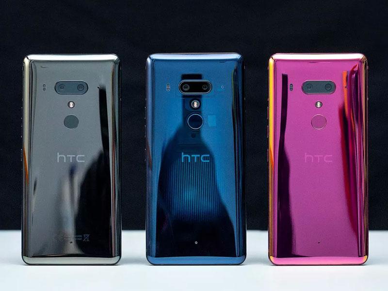 Presentado el HTC U12+, un flagship con botones y lados sensibles a la presión