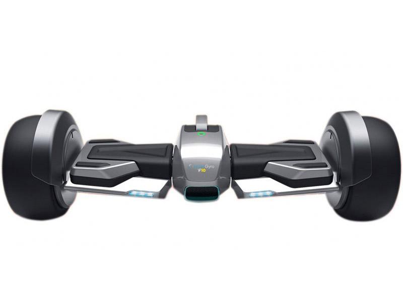 SmartGyro F10, un patinete eléctrico inspirado en la F1