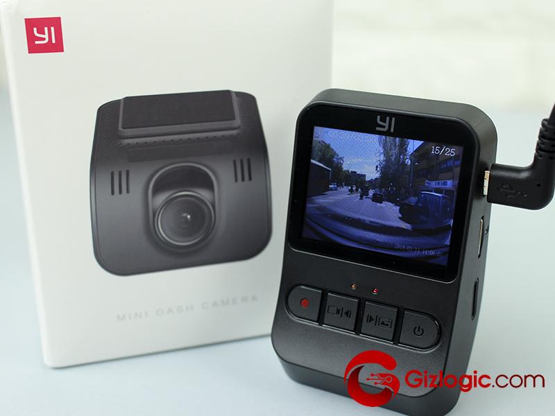 Yi Mini Dash Camera, ¿por qué debes llevarla en tu coche?