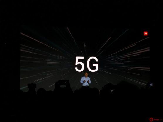 #MWC19: Xiaomi Mi MIX 3 5G