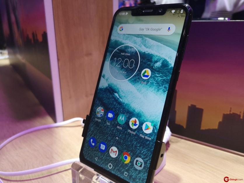 #MWC19: Motorola One Power, hardware