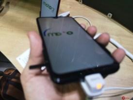 Moto G7 Plus, marcos
