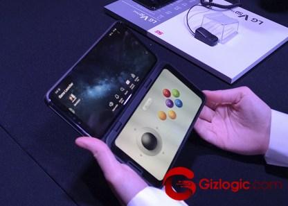 LG V50 ThinQ 5G Foto 4