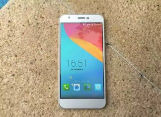 smartphone chinois iOcean M6752 Rock