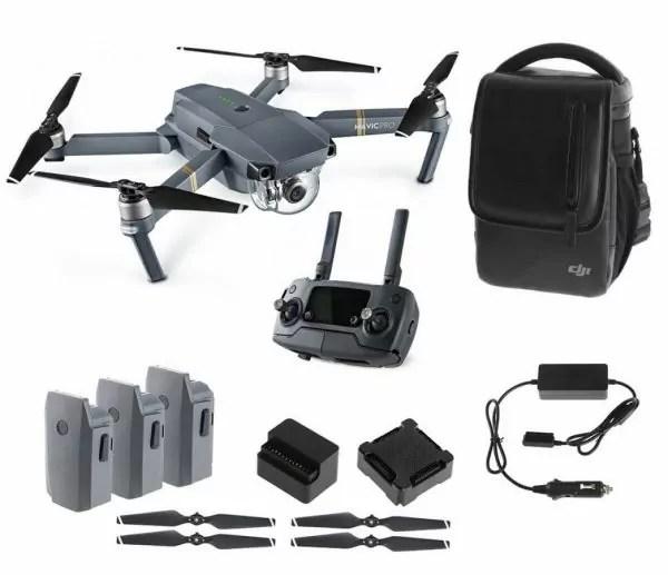 drone pliable DJI Mavic Pro