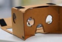 VR pour smartphone Google Cardboard