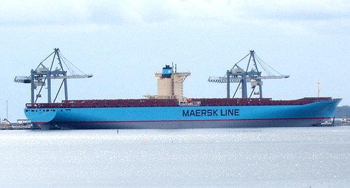 Emma Maersk /Fot. Wikipedia