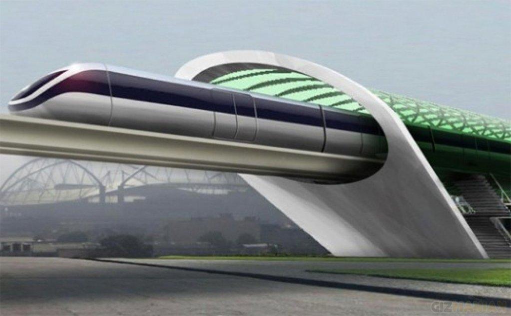 Hyperloop rozwiąże problem transportu nie tylko ludzi, ale i towarów?
