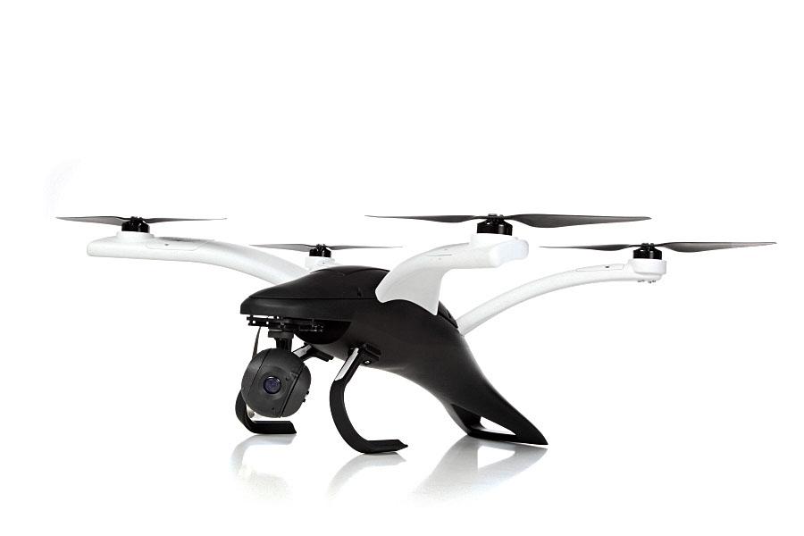 Dzięki Dron House będzie można kontrolować wszystkie drony