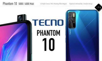 Tecno Phantom 10 release date