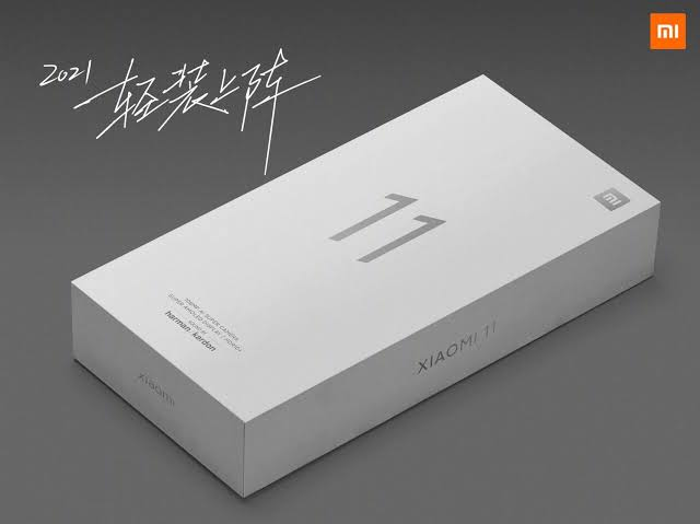 Xiaomi Mi 11 wont come with chargers in the box