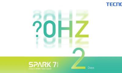 Tecno Spark 7 in Nigeria