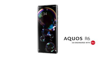 Sharp Aquos R6 price
