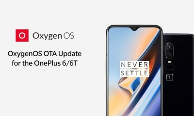 OnePlus 6 and 6T Android 10 update