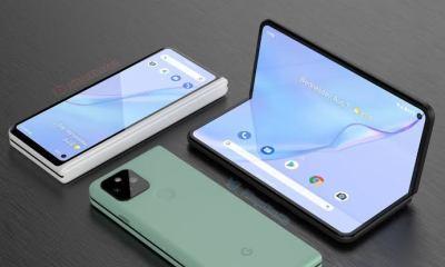 Google Pixel Fold launch