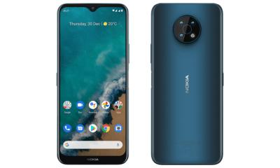 Nokia G50 5G Blue colour