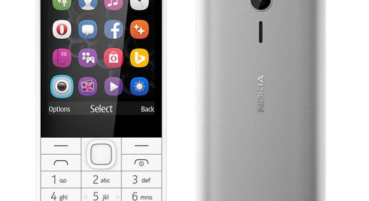Nokia-230-Silver