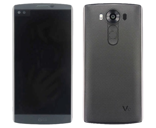 """7. LG V10 This smartphone with a secondary always-on display and a dual selfie camera is powered by the Android 5.1.1 """"Lollipop"""" and has a screen size of 7-inch. Its resolution is 2560×1440 while RAM is 4GB with storage of 32GB/64GB. Battery which is removable is 3,000mAh and has cameras of 16MP(rear) and dual front camera of 5MP."""