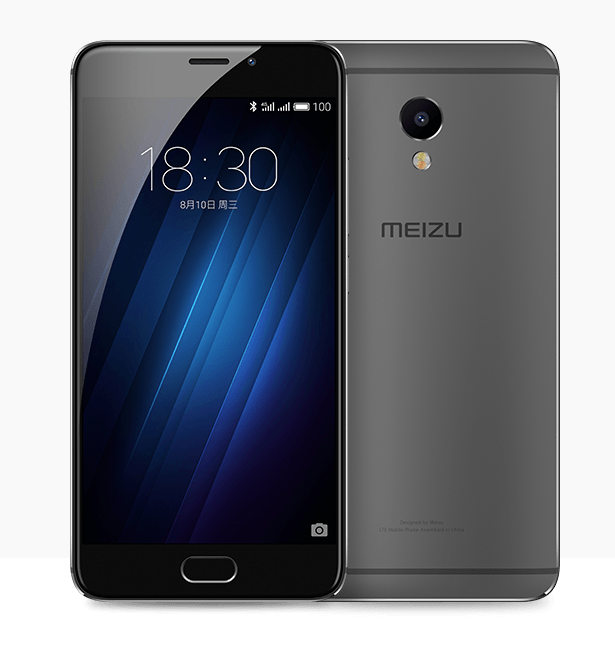 Meizu M3E officielle