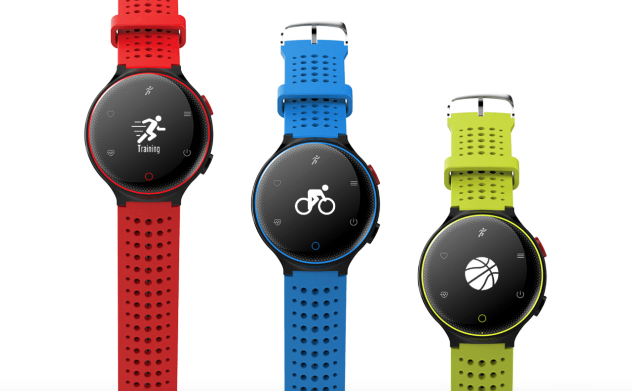 Microwear X2 Smartwatch Offers A Lot Of Features For 27