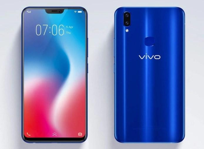 Картинки по запросу Vivo V9 фото