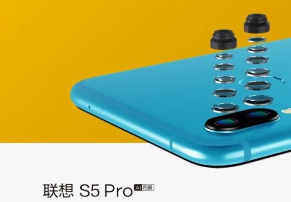 Image result for Lenovo S5 Pro