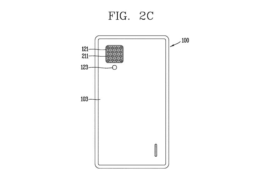 LG Phone with 16 cameras - إل جي تستعد لإطلاق أول هاتف في العالم يحمل 16 كاميرا خلفية!