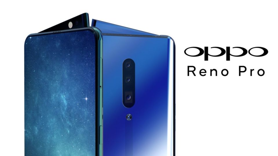 Hasil gambar untuk OPPO Reno Smartphone