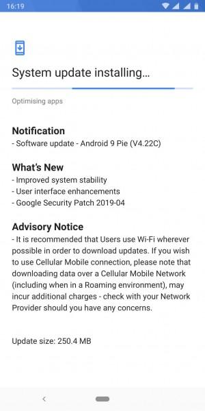 Atualização Nokia 9 PureView traz patch de segurança abril e outras melhorias 1