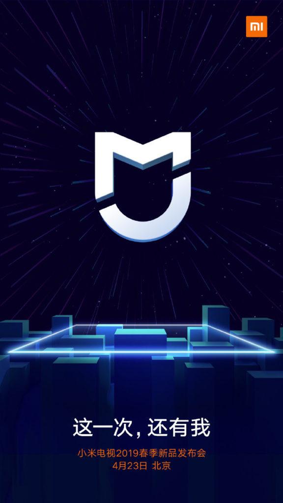 Xiaomi poderá lançar amanhã novo produto, juntamente à Mi TV 1
