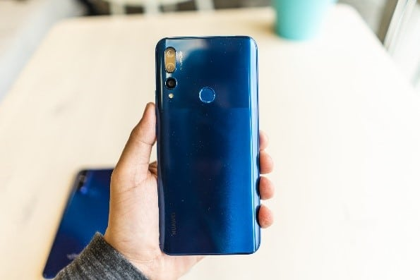 Huawei Y9 Prime 2019 Also Has A Pop Up Selfie Camera And Triple