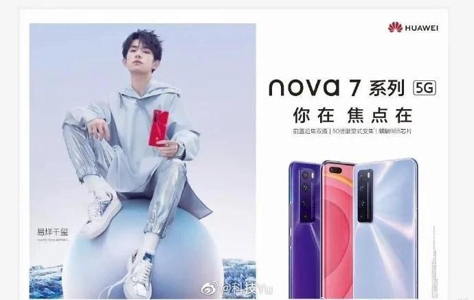 Huawei-Nova-7-series-poster