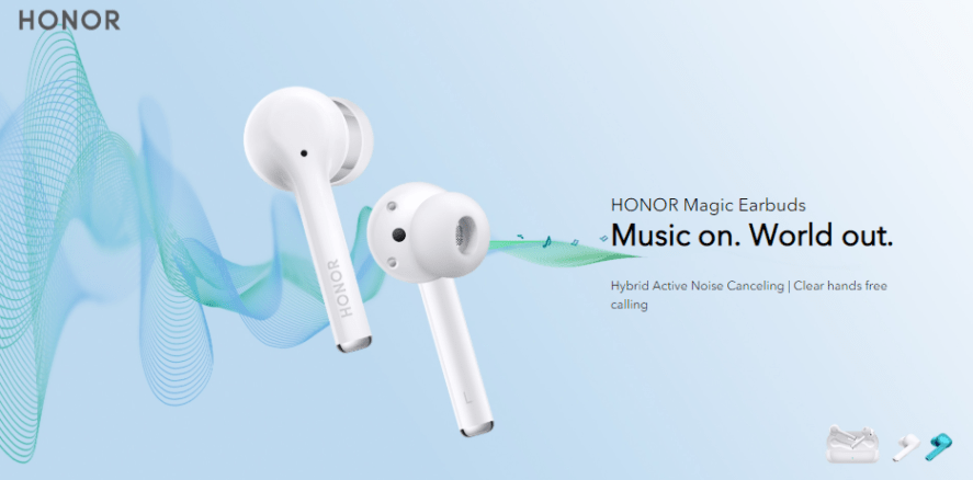 Honor Magic Earbuds featured
