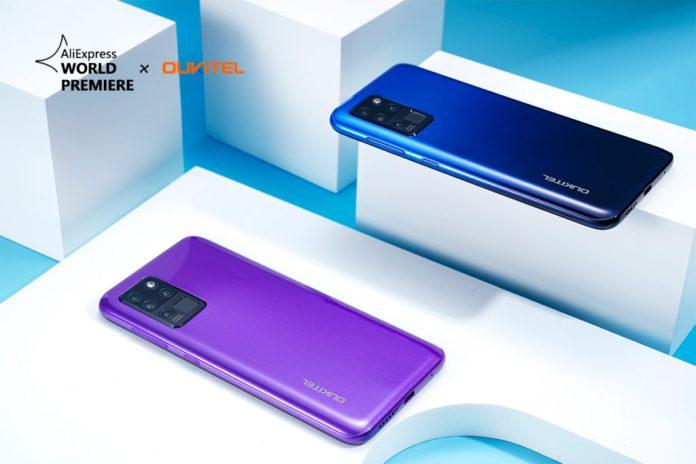 Specs Comparison Between Oukitel C21 And Samsung Galaxy M01s Gizmochina