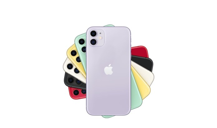 Apple iPhone 11 All Colors Featured