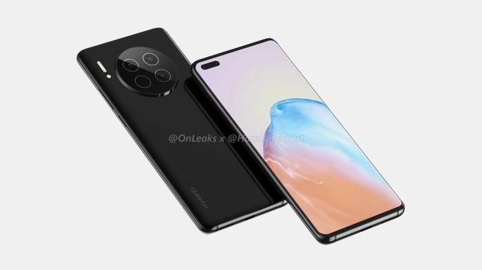 El Huawei Mate 40 tendría tecnología de lentes líquidas en sus cámaras