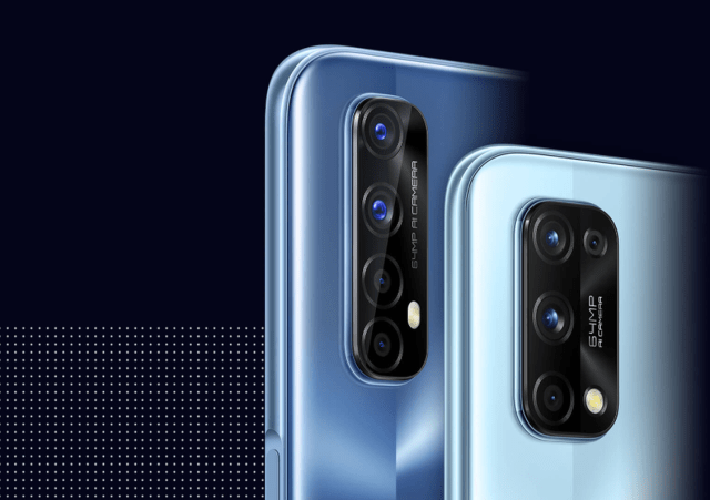 Unboxing video confirms design and specifications of the Realme 7 -  Gizmochina