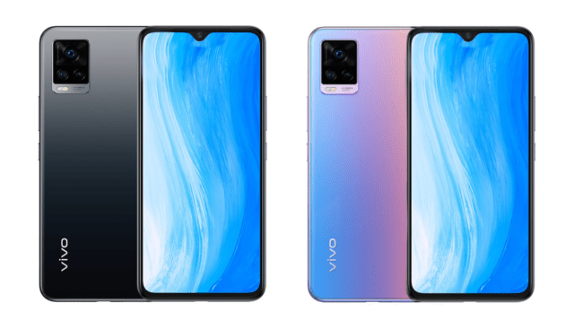 Vivo V20 and Vivo V20 SE official renders appear before official  announcement - Gizmochina