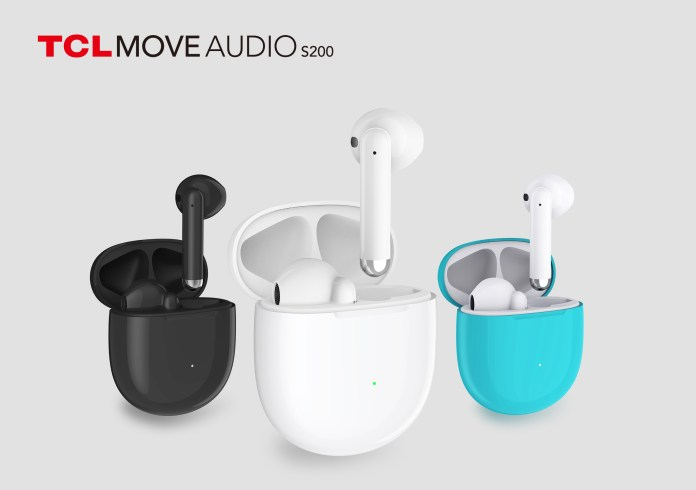 TCL MOVEAUDIO S200 TWS earbuds