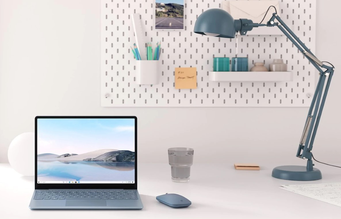 Microsoft announces Surface Laptop Go and more powerful Surface Pro X – Droid News